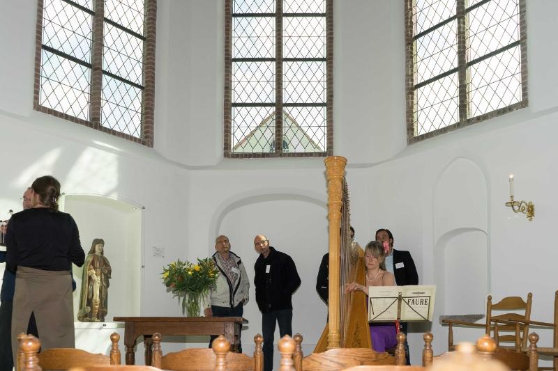 Een intieme kapel met een geweldige akoestiek
