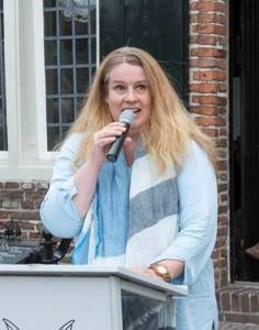 Stadsdichter Nynke Geertsma